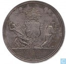 Oudste item - Great Britain (UK) Coronation of William (& Mary) 1689