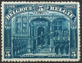 Check out our Belgium 1915 - Veurne Franken - OBP 147