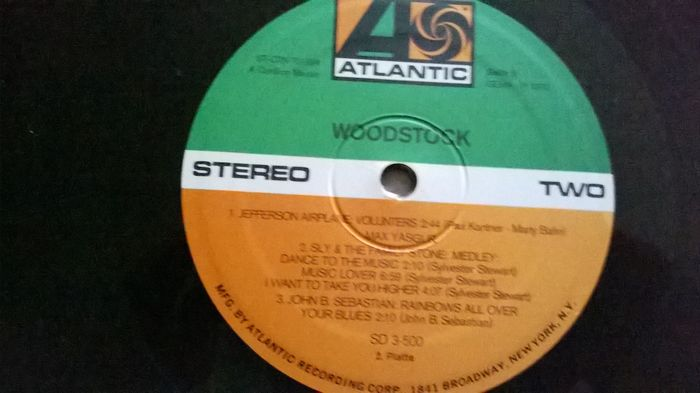 Woodstock 3lp Quot Music From The Original Soundtrack And More