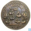 Oudste item - Great Britain (UK)  With Six Ships Only, Vernon Takes Porto Bello  1739