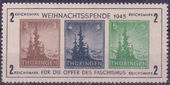 Check out our Germany 1945/1949 - Collection incl. Thuringia Michel souvenir sheet 1 ** expertised