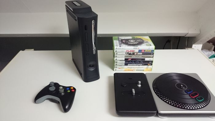 Xbox 360 Elite 120GB Complete - Catawiki