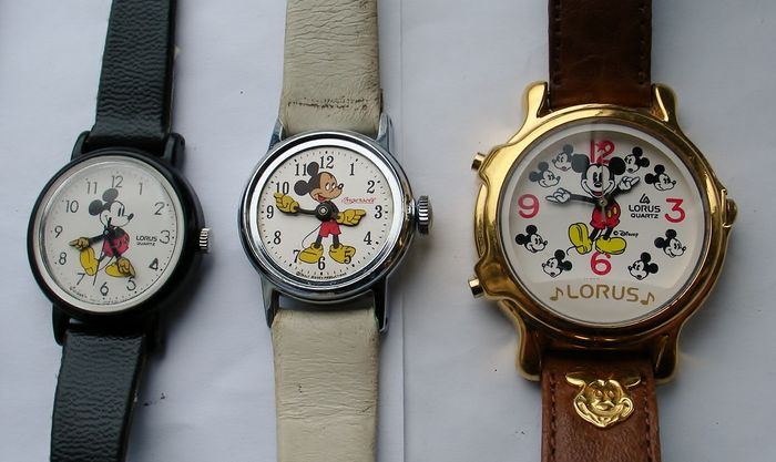Disney Watches & Timepieces Pre-1968