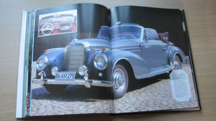 Great Classic Cars Of The World By Hans Georg Isenbert