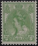 Check out our The Netherlands 1899 - Queen Wilhelmina type 'Fur Collar' - NVPH 68, with certificate