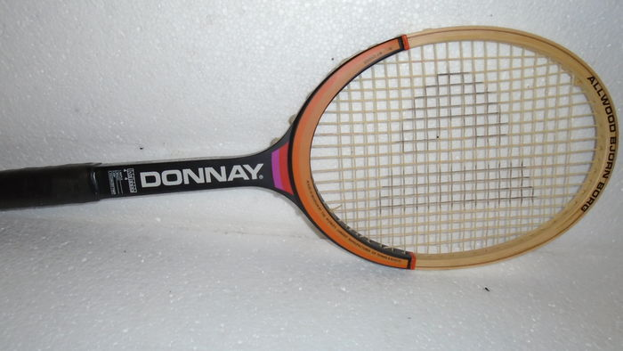 raquette de tennis donnay allwood bjorn borg vintage catawiki. Black Bedroom Furniture Sets. Home Design Ideas