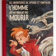 Check out our Comic book auction (French)