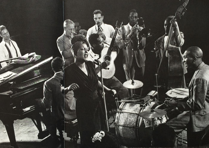 Billie Holiday Giants Of Jazz Billie Holiday