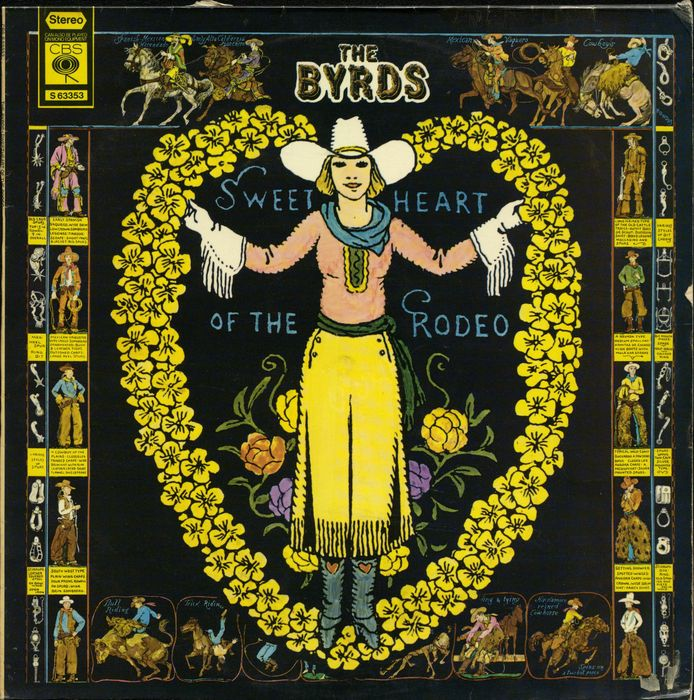 The Byrds Song Oversight 1965 6 1970 Catawiki
