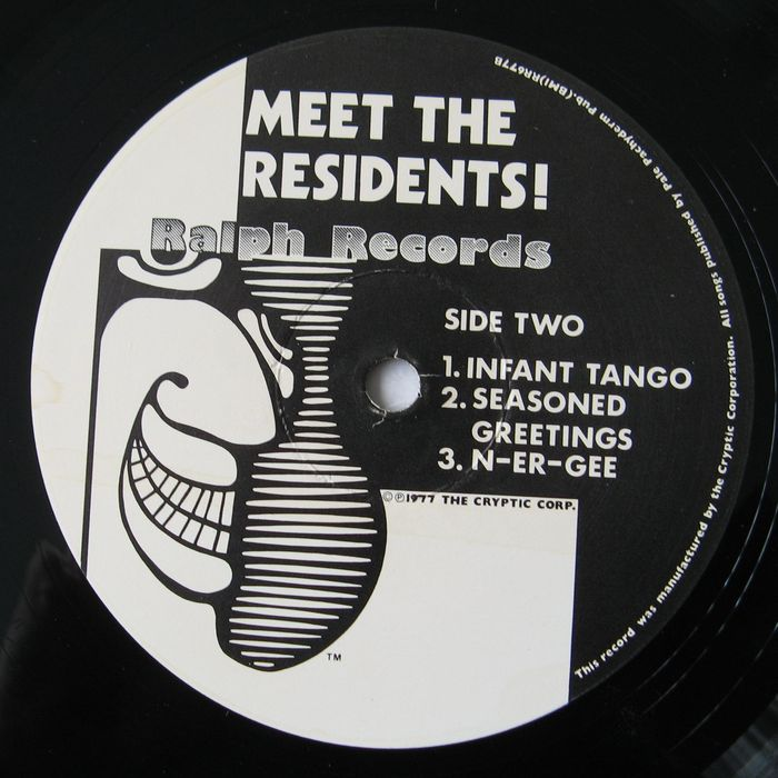 The Residents A Lot Of 3 Albums Lp Meet The Residents
