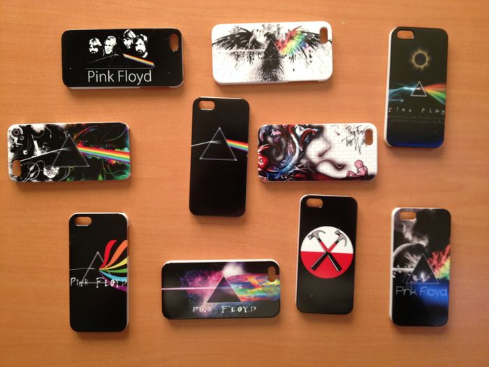 Pink Floyd Lot Of Ten ( 10 ! ) Protection Cases For Iphone ... - photo#7