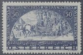 Check out our Austria 1933 - WIPA Stamp exhibit - Michel 555A