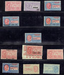 Check out our Italy 1903/1928 - Collection of Expresse stamps, airmail and Posta Pneumatica