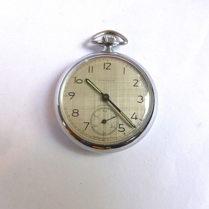 kienzle deco pocket approx 1950 catawiki