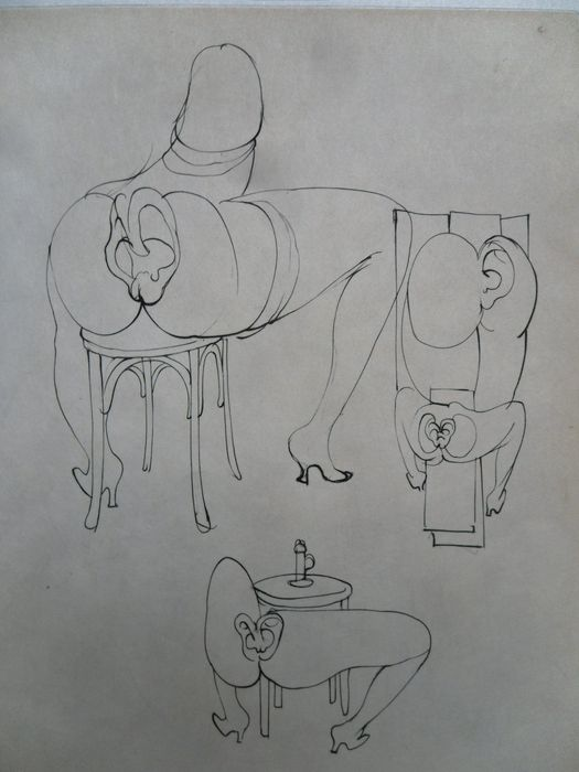 art history hans bellmer Read the biography of hans bellmer discover interesting facts about hans bellmer on artnet.