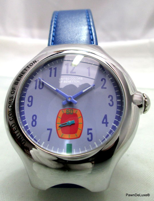 United colors of benetton men 39 s wristwatch catawiki for Benetton watches