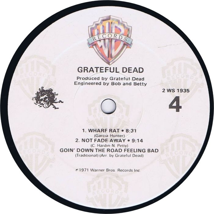 The Grateful Dead; the history of a folk story/Introduction