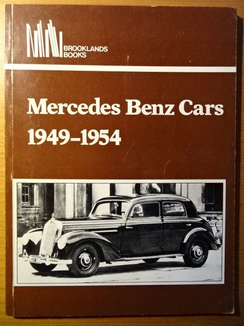 Mercedes benz 1949 to 1954 roadtests collection by for 1949 mercedes benz