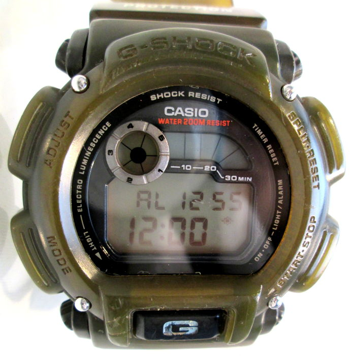 G Shock Watch All Together