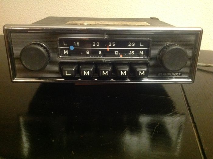 blaupunkt hamburg oldtimer autoradio 1970. Black Bedroom Furniture Sets. Home Design Ideas