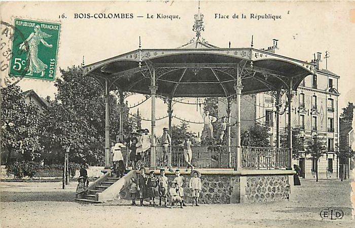 Bois-Colombes France  city pictures gallery : France 60x; Bois Colombes Catawiki