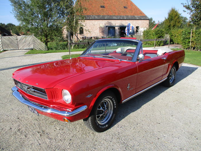 ford mustang cabrio 289 ci v8 automatique 1965 catawiki. Black Bedroom Furniture Sets. Home Design Ideas