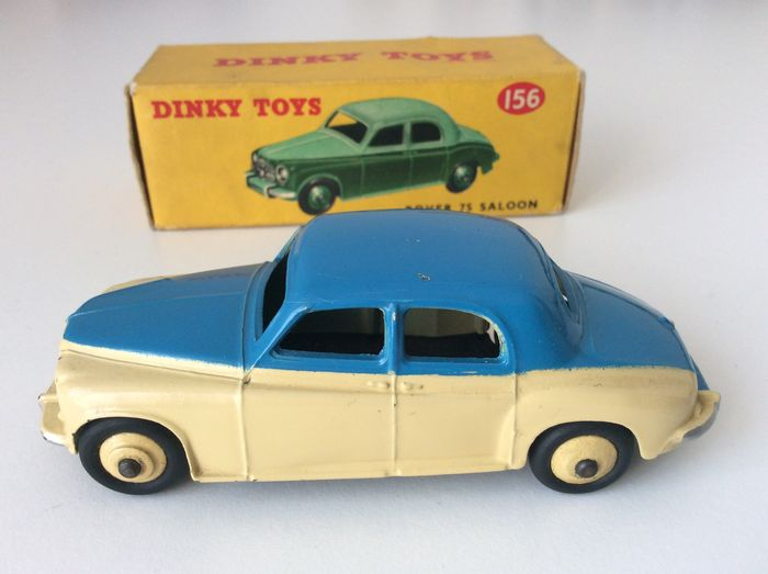 dinky toys 1 43 scale rover 75 saloon very rare colour catawiki. Black Bedroom Furniture Sets. Home Design Ideas