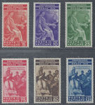 Check out our Vatican City 1935 - Lawyers' congress - Michel 45/50
