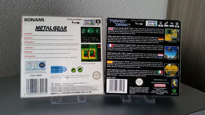 Game Boy Color Pellet Car