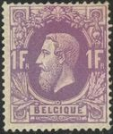 Check out our Belgium 1869 - Leopold II 1 Frank - OBP 36A