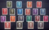 Check out our The Netherlands 1949/1951 - Queen Juliana 'En face' type - 518/533 + 534/437