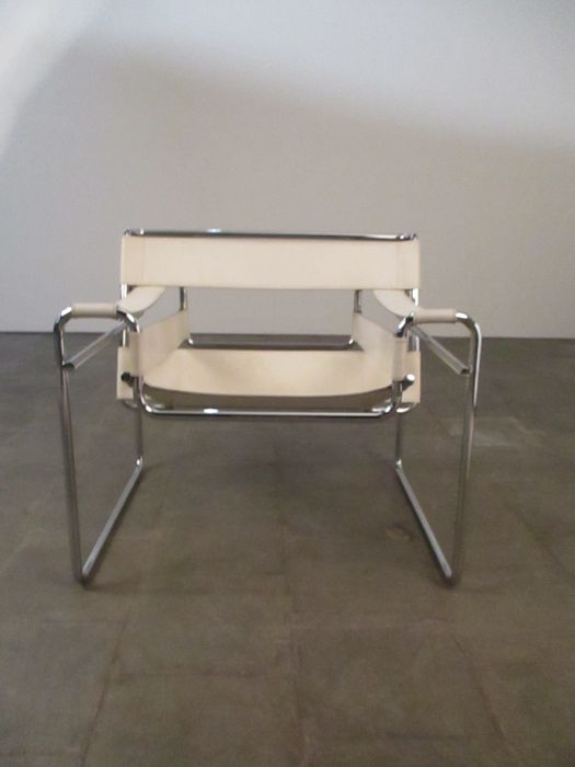 Marcel breuer wassily chair replica catawiki - Wassily chair replica ...