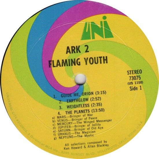 Flaming Youth - Ark 2