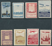 Check out our Switzerland 1913 - Airmail - Collection of forerunners