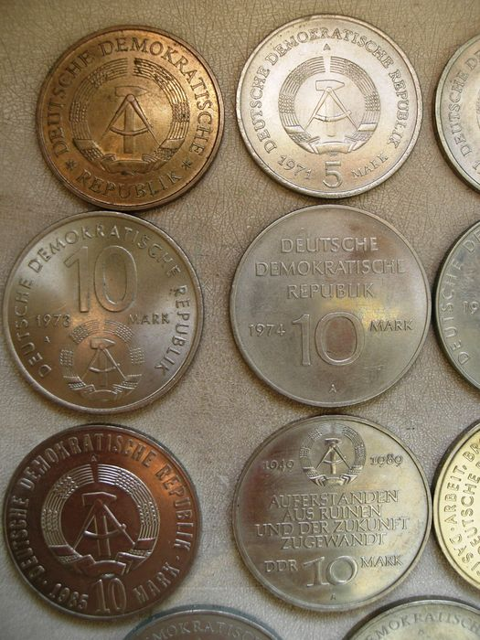 19 Different Types Of Pants: 19 Different Coins 1969-1990