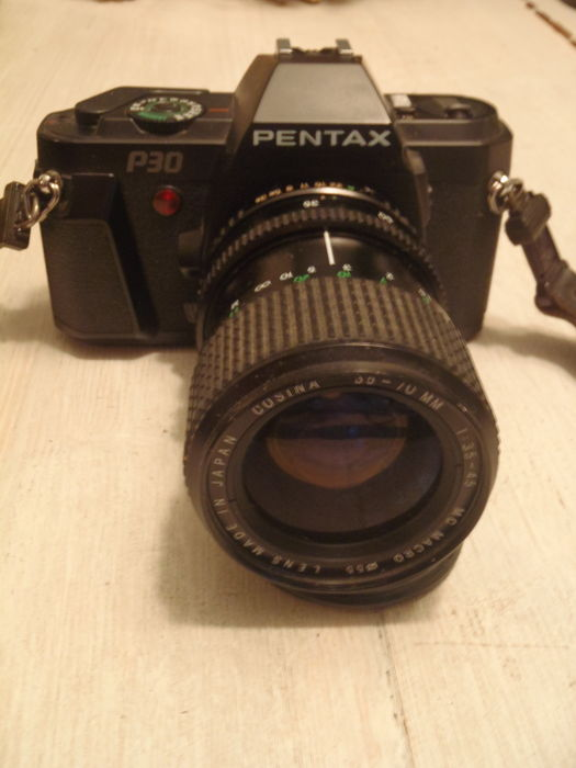 pentax p30 how to use