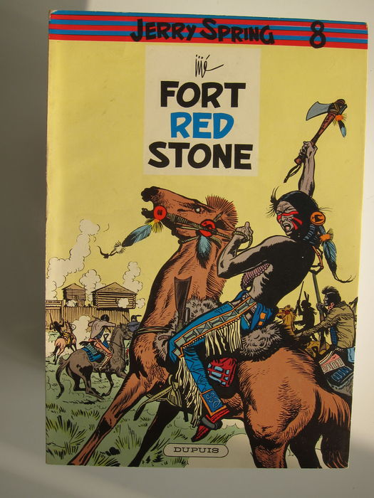 3 8 Red Stone : Jerry spring fort red stone sc e druk