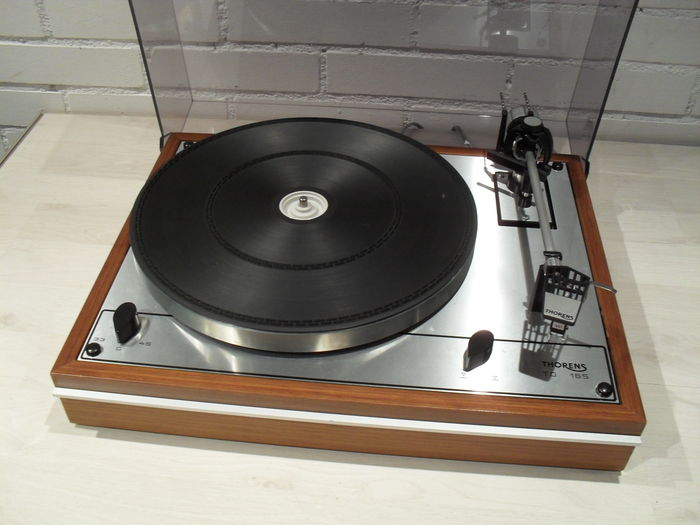 thorens td 165 turntable catawiki. Black Bedroom Furniture Sets. Home Design Ideas