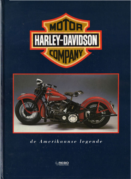 Harley davidson motor company the american legend catawiki for Motor city harley davidson hours