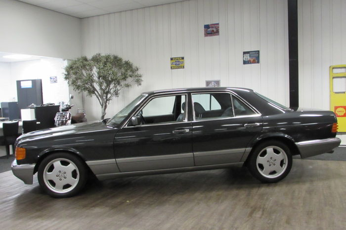 Mercedes benz 300 se 1988 catawiki for 1988 mercedes benz 300se