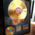 Gold Record auction