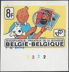 Check out our Belgium 1979 - Full year imperforated stamps with number - OBP 1921/1960