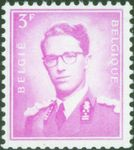 Check out our Belgium 1959 - Cylinder seal King Boudewijn on white paper - OBP R4