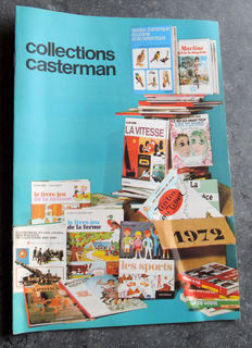 Tintin - Catalogue - Collections Casterman 1972 (1971)