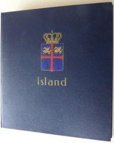 Iceland 1876/1987 - Collection in Davo preprint album