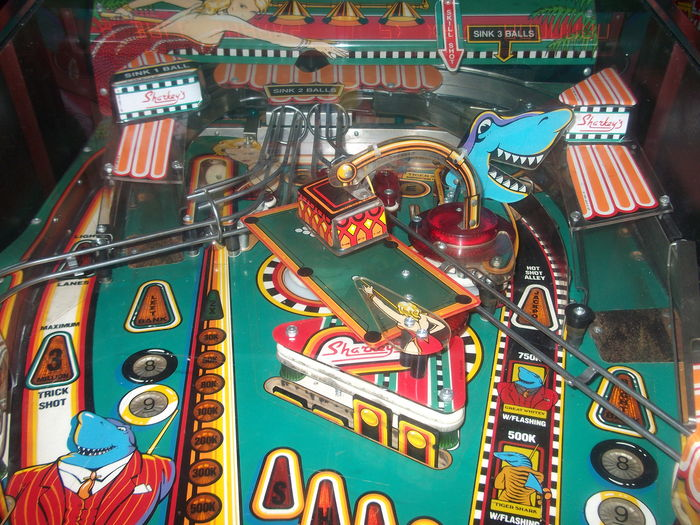 how to turn off the knocker in bally pinball machine
