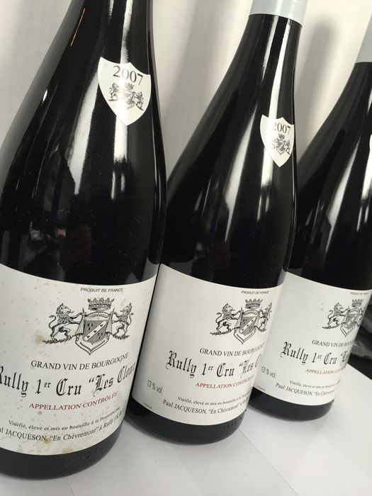 3 magnum rully 1er cru les cloux bourgogne rouge catawiki - Passion cuisine rully ...