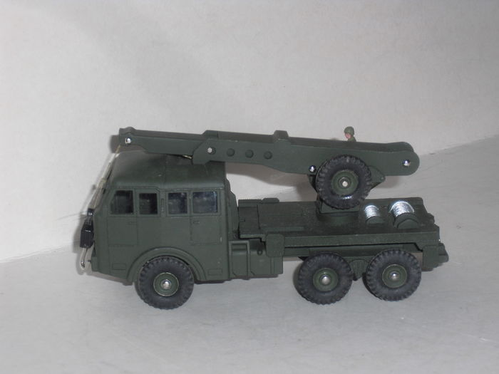 dinky toys scale 1 43 berliet camion de d pannage military catawiki. Black Bedroom Furniture Sets. Home Design Ideas