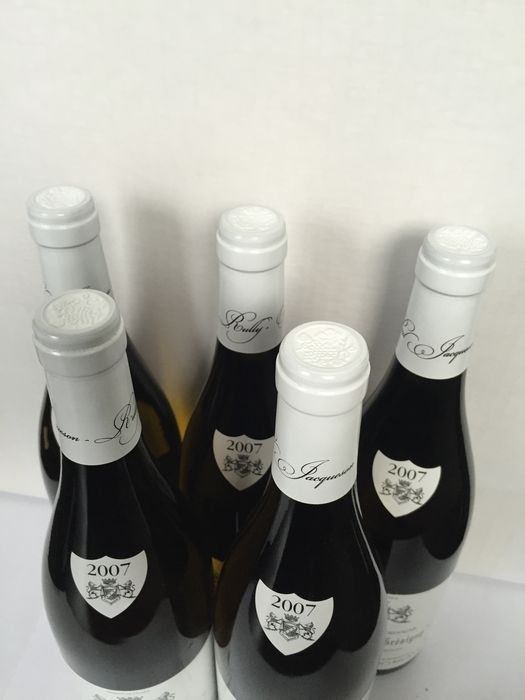 Rully gresigny premier cru 2007 5 bottles catawiki - Passion cuisine rully ...