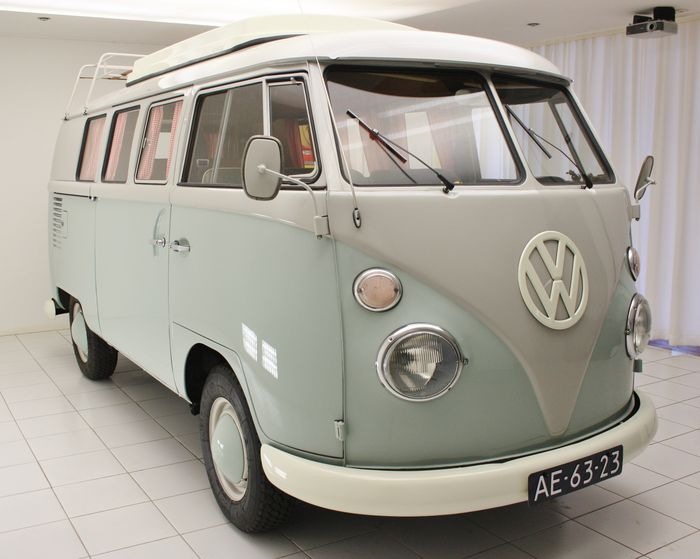volkswagen t1 camping car porte coulissante 1964 catawiki. Black Bedroom Furniture Sets. Home Design Ideas